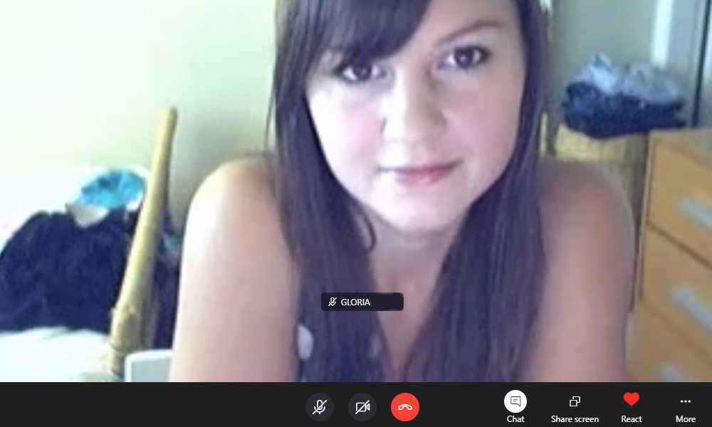 Beware Of Recorded Streaming Video Live Chat Scam